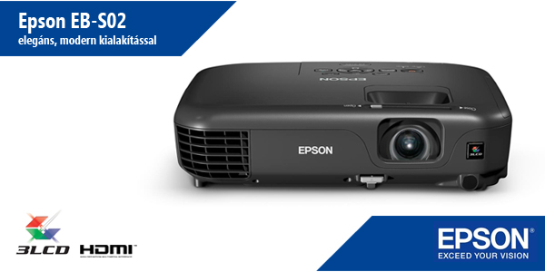 Epson EB-S02